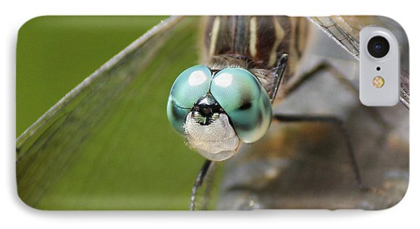 Dragonfly Macro IPhone Case