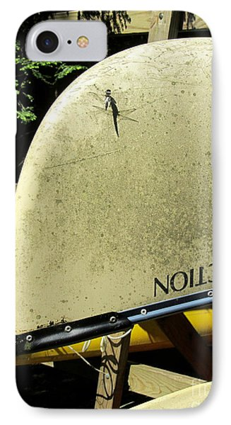 Dragonfly Resting Phone Case by Avis  Noelle