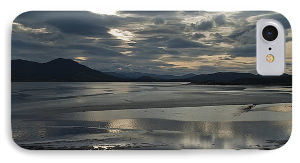 IPhone Case featuring the photograph Drama Dornoch Firth by Sally Ross