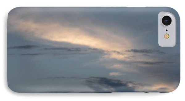 Dramatic Skyline IPhone Case by Joseph Baril