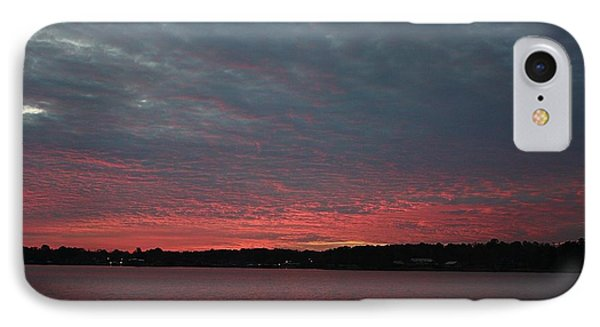 Dramatic Sunset IPhone Case by Ellen O'Reilly