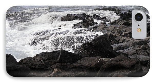 Dramatic Waters IPhone Case by Karen Nicholson