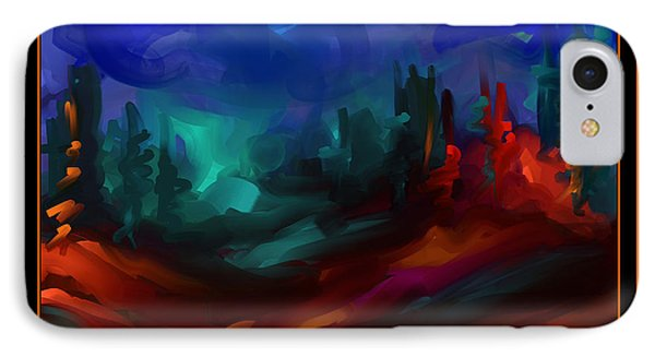 IPhone Case featuring the painting Dream All Your Dreams by Steven Lebron Langston