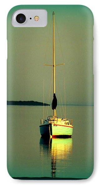 Dream Bay Phone Case by Karen Wiles