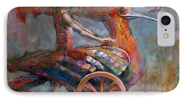 Dream Bird IPhone Case by Michal Kwarciak