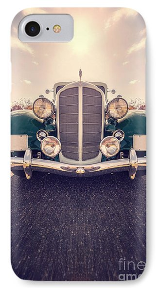 Dream Car IPhone 7 Case by Edward Fielding