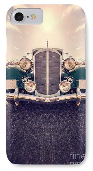 Car iPhone 7 Case - Dream Car by Edward Fielding