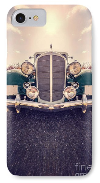 Dream Car IPhone Case by Edward Fielding