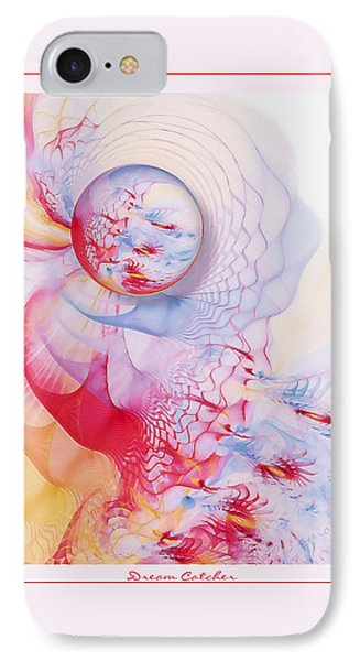 Dream Catcher Phone Case by Gayle Odsather