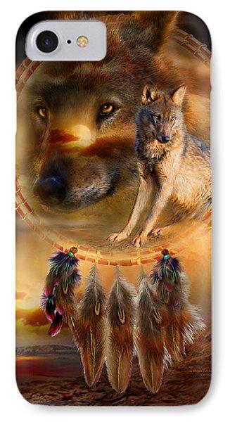 Dream Catcher - Wolfland IPhone 7 Case