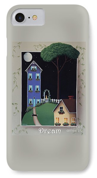 Dream IPhone Case by Catherine Holman