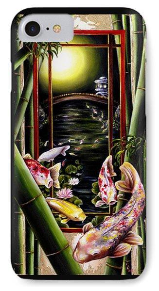 Dream IPhone Case by Hiroko Sakai