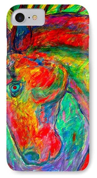 Dream Horse IPhone Case by Kendall Kessler