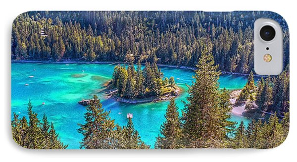 Dream Lake IPhone Case by Hanny Heim