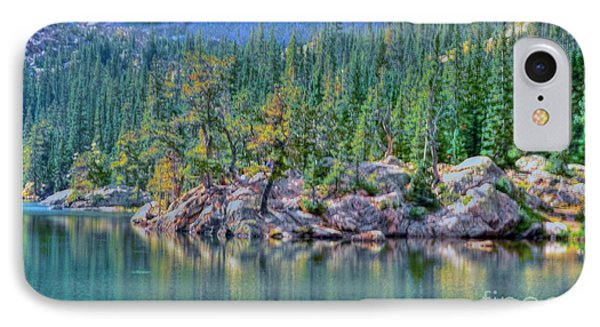Dream Lake Phone Case by Kathleen Struckle
