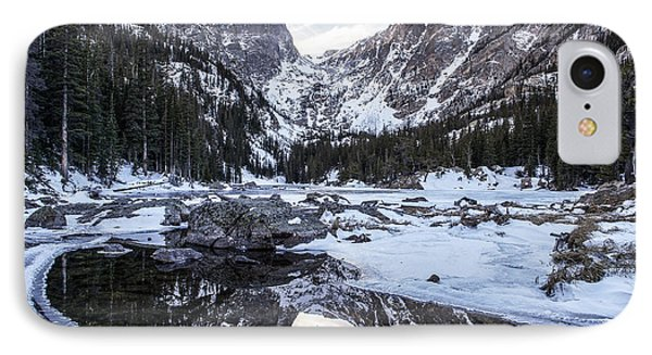 Dream Lake Reflection Phone Case by Aaron Spong