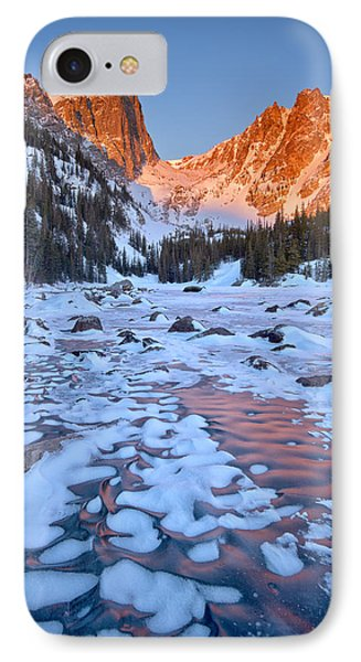 Dream Lake - Rocky Mountain National Park IPhone Case