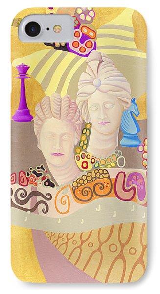 Dream Magic IPhone Case by Nicolas Sphicas