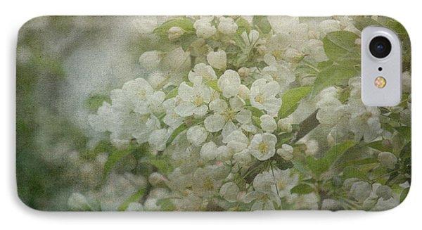Dream Of Spring IPhone Case by Arlene Carmel
