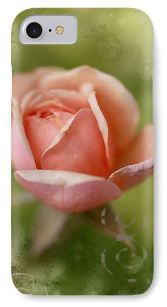 Dream Rose IPhone Case by Bellesouth Studio