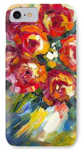 Dream Roses Phone Case by Jessilyn Park