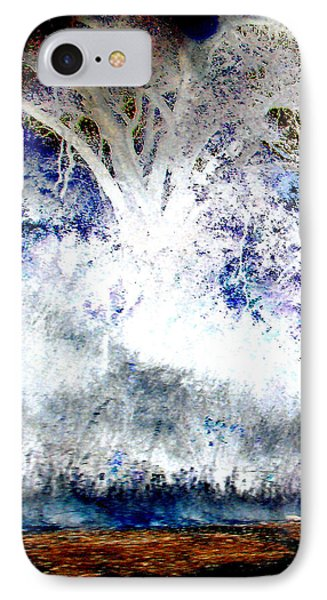 Dream Tree  IPhone Case by Dana Patterson