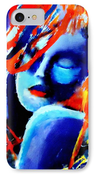 Dream Within A Dream Phone Case by Helena Wierzbicki