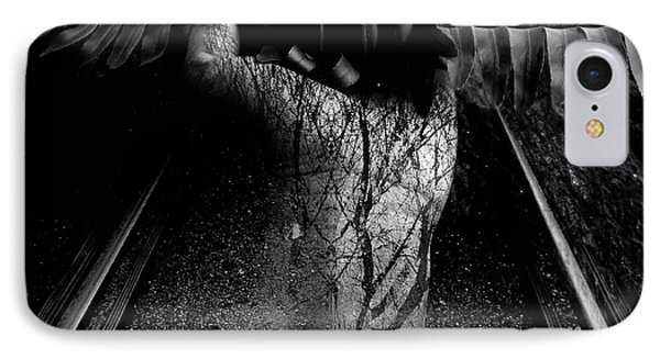 Dream Within A Dream Phone Case by Richard Smith