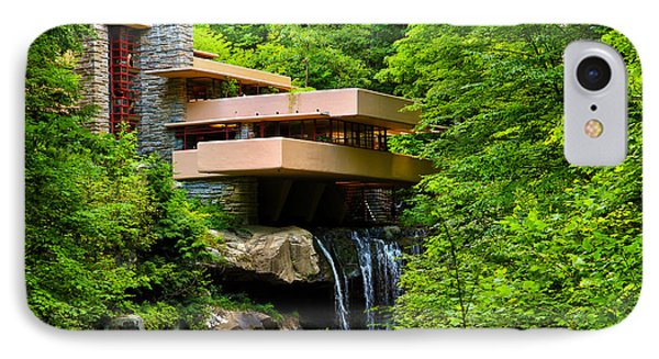 Dreaming Of Fallingwater 4 IPhone Case by Rachel Cohen