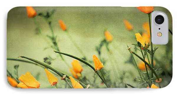 IPhone Case featuring the photograph Dreaming Of Spring by Ellen Cotton