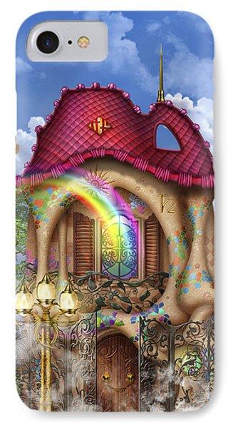 Dreams Of Gaudi Phone Case by Ciro Marchetti