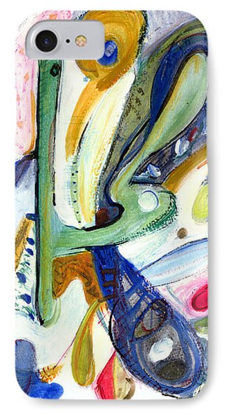 IPhone Case featuring the painting Dreams by Stephen Lucas
