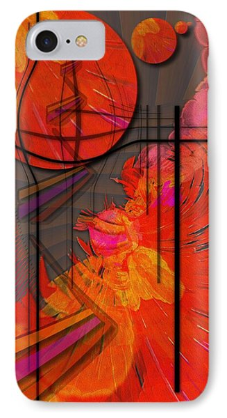 Dreamscape 06 - Tangerine Dream Phone Case by Mimulux patricia no No