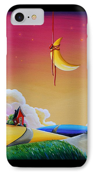 Dreamville IPhone Case by Cindy Thornton