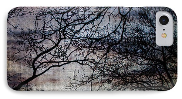 Dreamy 2 IPhone Case by Judy Wolinsky