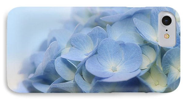 IPhone Case featuring the photograph Dreamy Hydrangea by Lisa Knechtel