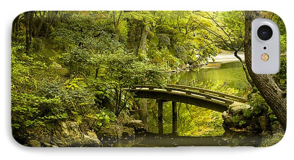 Dreamy Japanese Garden IPhone 7 Case by Sebastian Musial