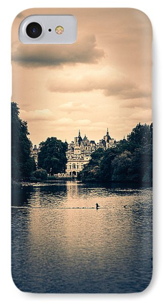 Dreamy Palace IPhone Case by Lenny Carter