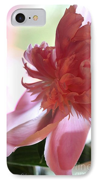 Dreamy Peonie IPhone Case