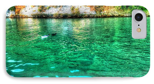 IPhone Case featuring the photograph Dreamy River by Hanza Turgul