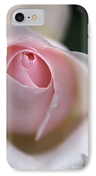 IPhone Case featuring the photograph Dreamy Rose by Joy Watson