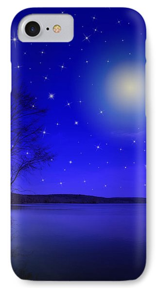 Dreamy Stars At Night IPhone Case