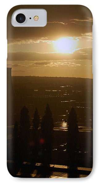 Dresden At Sunset IPhone Case