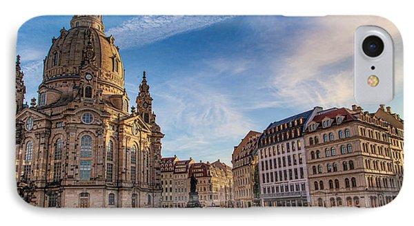 Dresden Frauenkirche IPhone Case