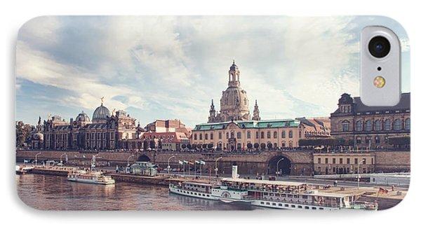 Dresden Phone Case by Steffen Gierok