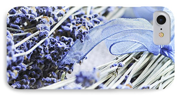 Dried Lavender Phone Case by Elena Elisseeva