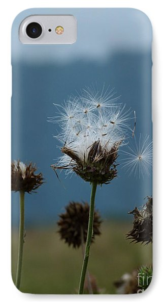 IPhone Case featuring the photograph Drifting Off by Jane Ford