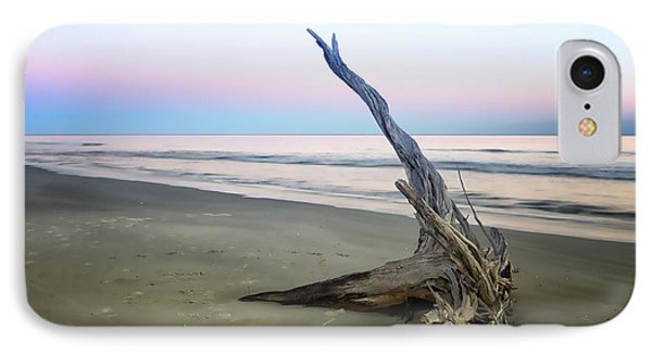 Driftwood At Dusk Phone Case by Phill Doherty