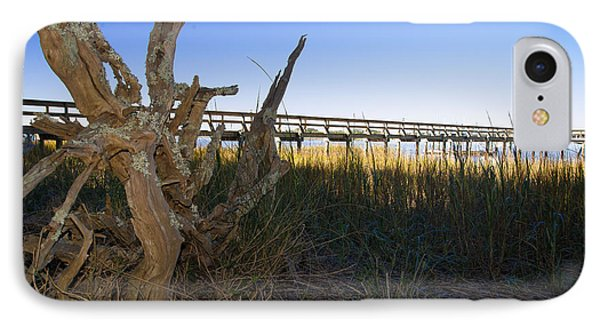 Driftwood Dataw IPhone Case