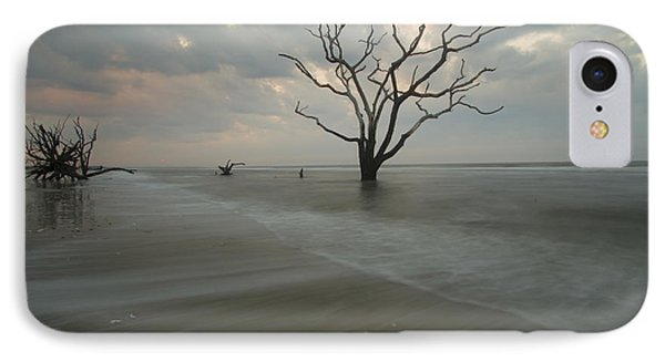 IPhone Case featuring the photograph Driftwood Dawn by Doug McPherson